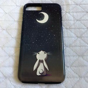 Bunny & Moon- iPhone 7 Plus / 8 Plus case